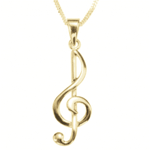 Musical Magic in 9ct Yellow Gold