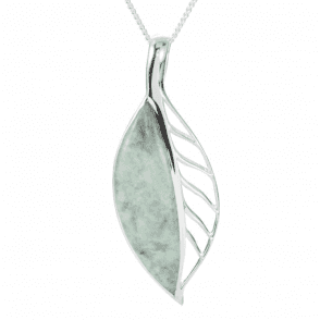 The Silvery Mystique for Soft Sage Jade