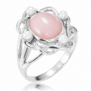 A 3ct Paradigm of Pink Opal