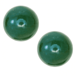 Natural Burmese Jade Earrings Only £50