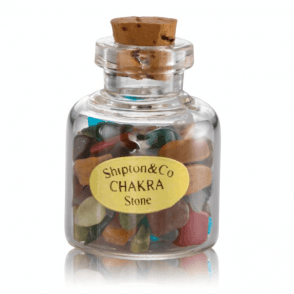 Bottle of 7 Chakra Gems