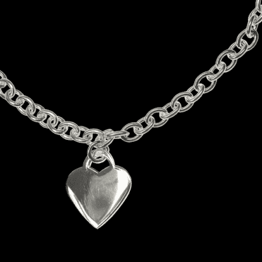 Ladies Shipton and Co Exclusive Silver Necklace TFI419NS
