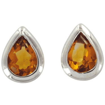 Ladies Shipton and Co Exclusive Silver and Citrine  EQA016CI