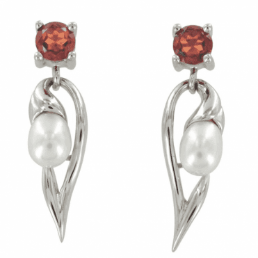 Ladies Shipton and Co Exclusive Silver and Multiple Stone EQA233GRP1