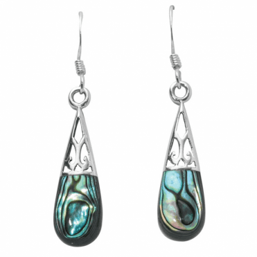 Ladies Shipton and Co Exclusive Silver and Paua Shell TDA009PA