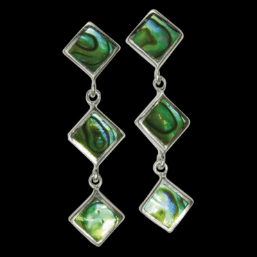 Ladies Shipton and Co Exclusive Silver and Paua Shell TKW012PA