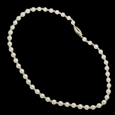 Cultured Pearls & Pure 9ct gold