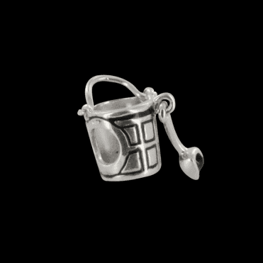 Ladies Shipton and Co Silver Charm DQP120NS2