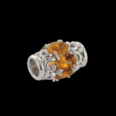 Ladies Shipton and Co Silver and Citrine  DQA241CI