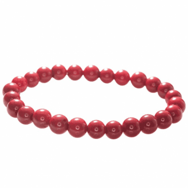 Ladies Shipton and Co Exclusive Coral Beads BSS074CL