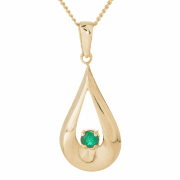 Elusive Emeralds at our Affordable Price - Pendant