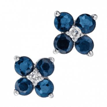 2¾ct Sapphire Studs