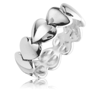 Eternal Hearts Ring Only £20