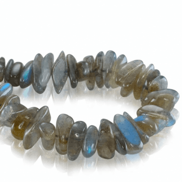 "750cts of Natural Labradorite in 28"" Abundance"