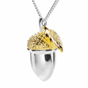 Ladies Shipton and Co Silver Pendant including a 16 Silver Chain TFE270NS