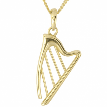 Ladies Shipton and Co 9ct Yellow Gold Pendant TEM078NS