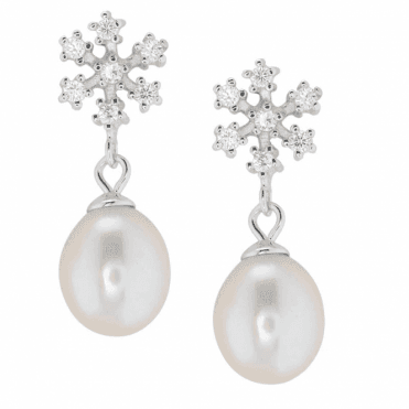 Royal Inspiration with Droplet Pearls