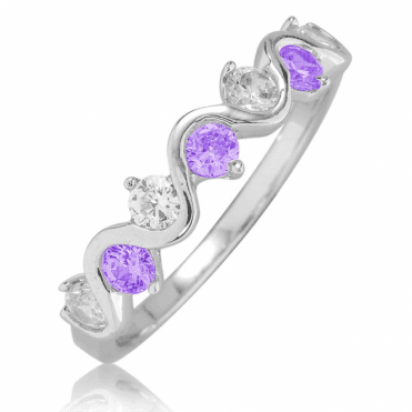 Secret Diamonds & Amethysts for a Scintillating £30