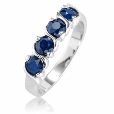1½cts of Astonishing Sapphire Brightness for Only £45