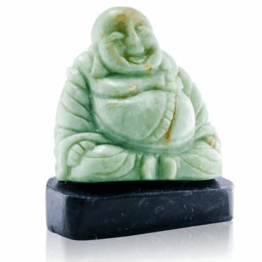 Green Jade Buddha