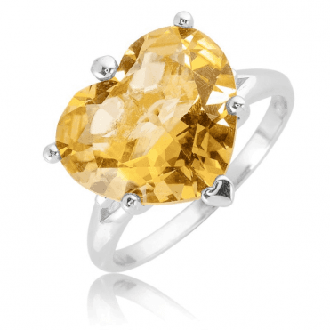 Love & Light Generously Expressed with 8½cts of Citrine