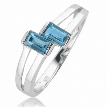 Over Half a Carat of London Blue Topaz for Only £35
