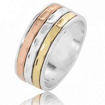 Tonal Ring Blends with All your other Jewellery