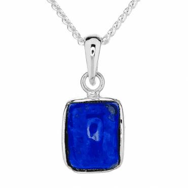 4ct Lapis Lazuli Pendant
