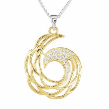 Sparkling Fibonacci Spiral - Only £35