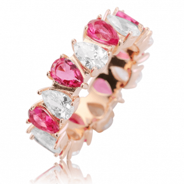 Million Dollar ?Rubies, Diamonds & 24ct Rose Gold? ? for only £50