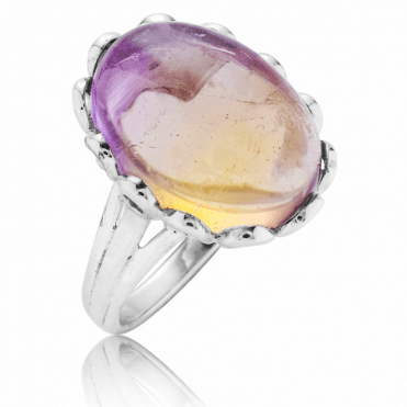 Delight in the Mystery of Ametrine for Only £65