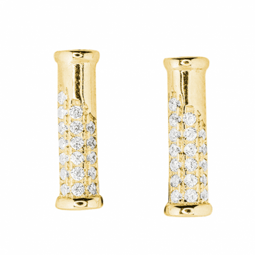 Sparkle & Shine in 18ct Gold Plated Earrings  Only £15