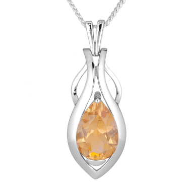 5cts of Refreshing Lemon-Bright Citrine