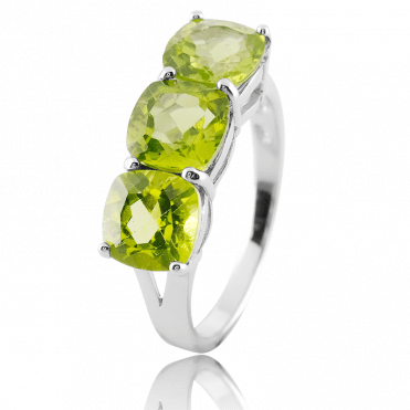 4½cts of Radiantly Bright Peridot for Only £75