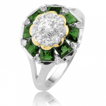 A Combined 2cts of Jewelled Magnificence for only £85