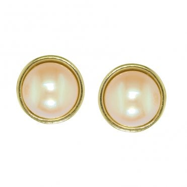 Ladies Shipton and Co 9ct Yellow Gold and Freshwater Pearls Earrings EY2171FP4
