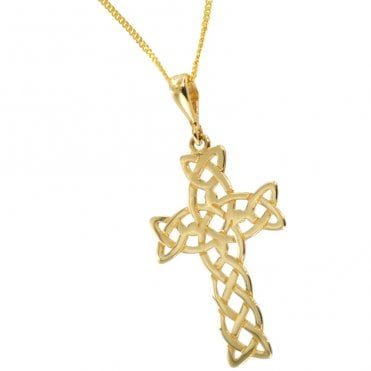 Ladies Shipton and Co 9ct Yellow Gold Pendant including a 20 9ct Yellow Gold Chain TAR308NS