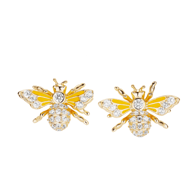Bee Beautiful Earrings Only £30