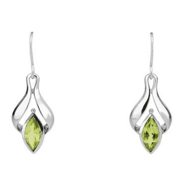 Nearly 2cts of Marquise Peridot