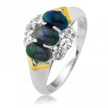 Over 1ct of Rare Black Opals for a Fantasy £77.50
