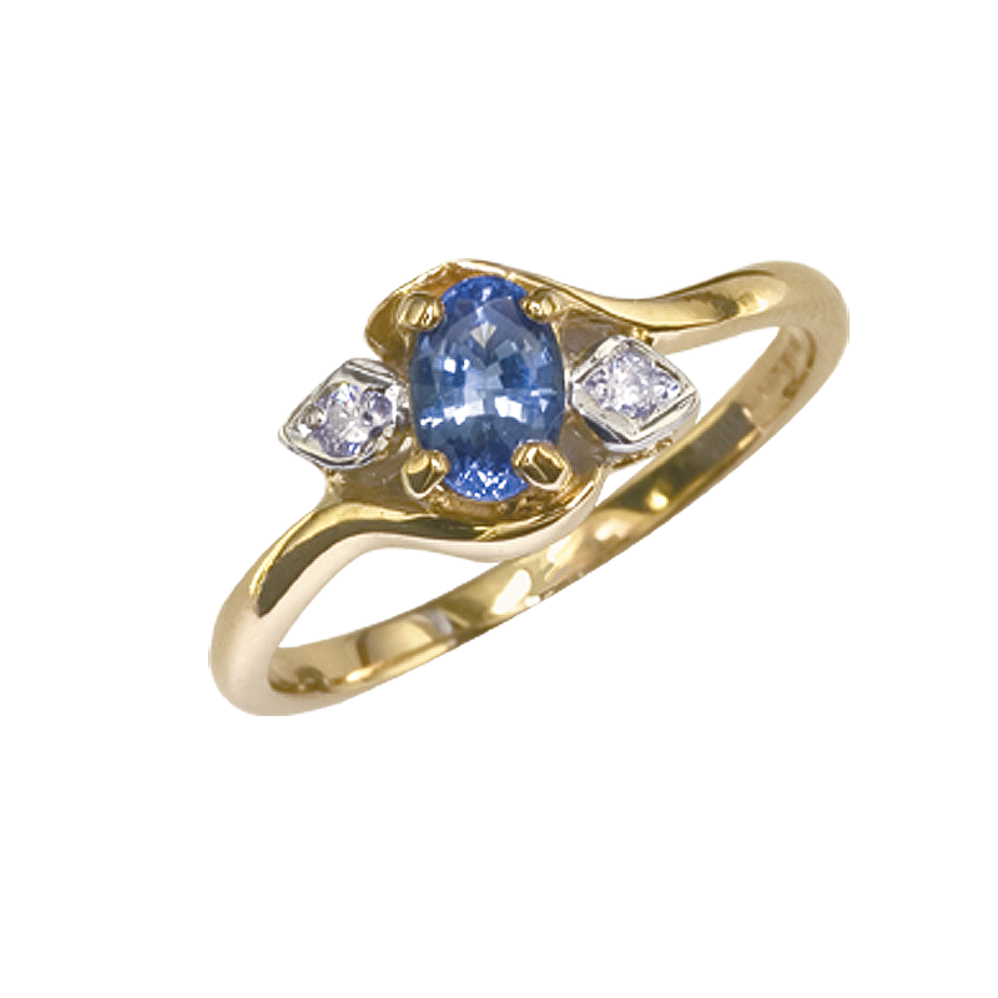 Ladies Shipton And Co Exclusive 9ct Yellow Gold Diamond