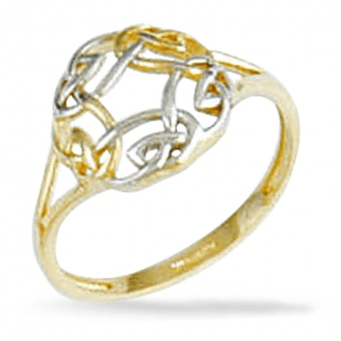 Ladies Shipton and Co 9ct Yellow Gold Ring TAR552NS