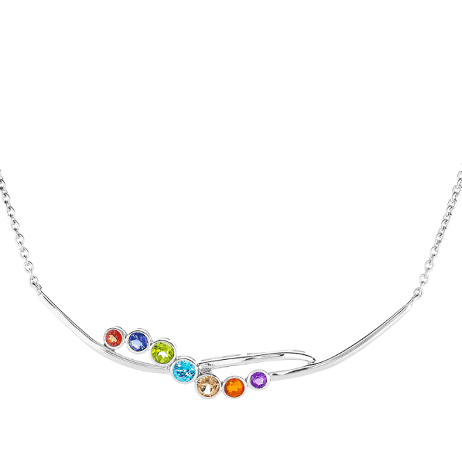 1.15cts of Chakra Jewels in Signature Silver