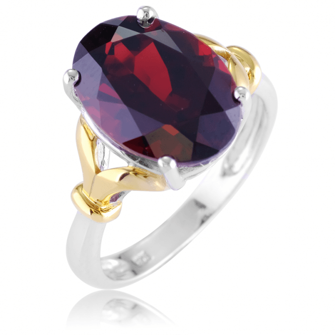 Mighty 7ct Garnet Ring for an Irresistible £147.50