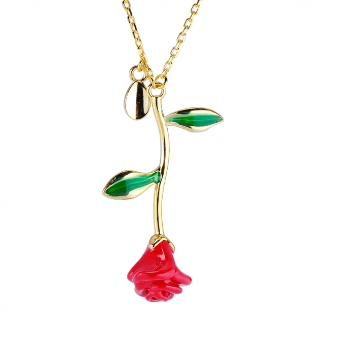 18ct Gold Plated Rose Says it Forever