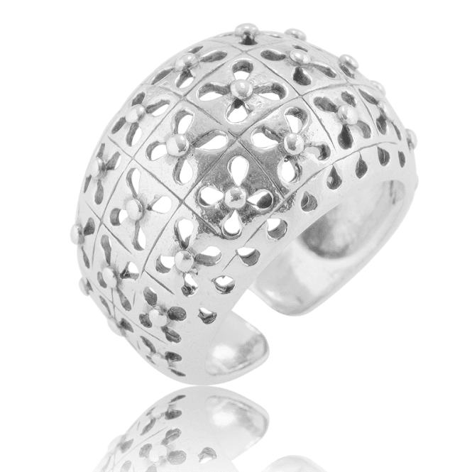 Merlin Ring with a Magical Comfort Fit