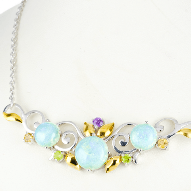 21/2cts of Flawlessly Matched Opals
