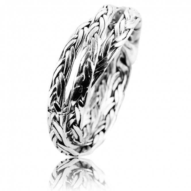 Three-Band Byzantine Ring