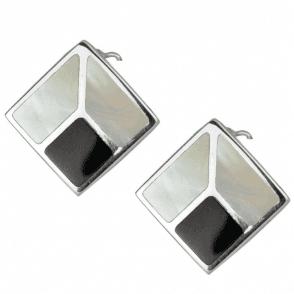 Art Deco Earrings Post Fitting