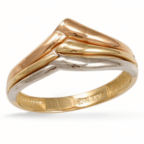 Ladies Shipton and Co 9ct Yellow Gold Ring TAR551NS